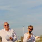 Christiane Lacondemine et Didier Pouget